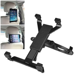 INSTEN Universal Car Headrest Tablet Holder For 10-inch Device