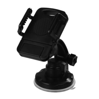 INSTEN Pressure Absorbing Windshield Phone Holder With Suction Car Mount For Apple iPhone SE/ 5S/ 5/ 4S/ 4