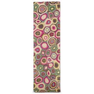 Liora Manne Swirl Indoor Rug (2'3 x 8')