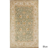 Hand-Knotted Tracey Classic Style Area Rug - 3'3 x 5'3
