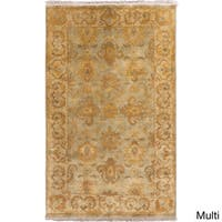 Hand-Knotted Tucker Classic Style Area Rug - 8' X 11'