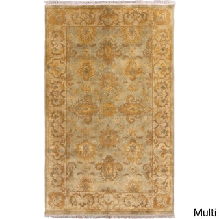 Hand-Knotted Tucker Classic Style Rug (2' x 3')