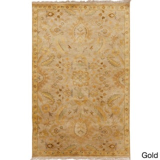 Hand-Knotted Tyrese Classic Style Rug (2' x 3')