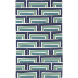 Hand-Woven Alexia Wool Rug (3'3 x 5'3)