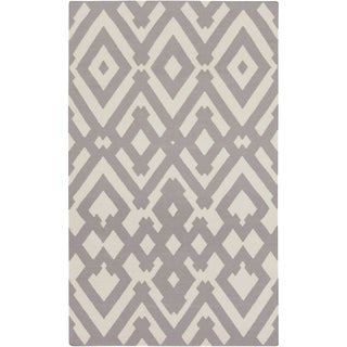 Hand-Woven Alvaro Wool Rug (2' x 3')