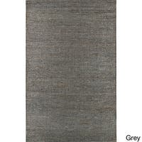 Hand-Woven Aleigha Country Jute Area Rug (5' x 8')