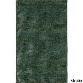 Hand-Woven Blanche Country Jute Rug (8' x 11')