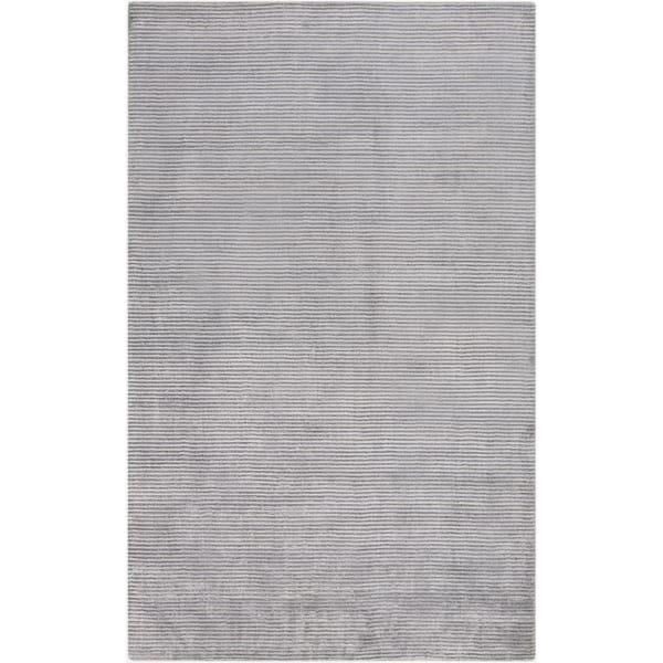 Hand-Woven Aryana Casual Viscose Area Rug