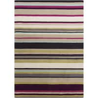 Hand-Tufted Joanna Stripe Pattern Area Rug (9' x 12')