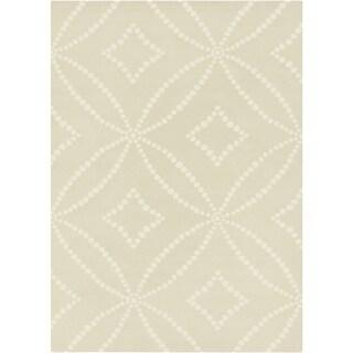 Hand-Tufted Joanne Geometric Pattern Rug (9' x 12')