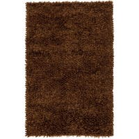 Hand-Woven Kendall Solid Area Rug - 8' x 10'