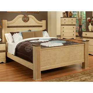 Sandberg Furniture Casa Blanca Estate Bed