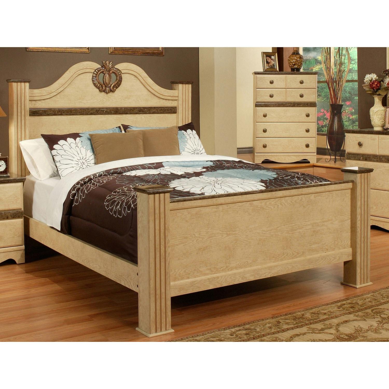 Superieur Sandberg Furniture Casa Blanca Estate Bed