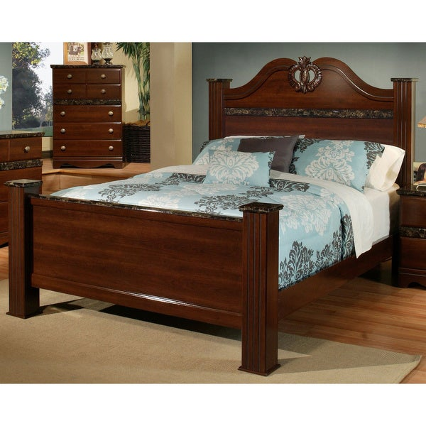 Shop Sandberg Furniture Camden Estate Bed - Free Shipping ...