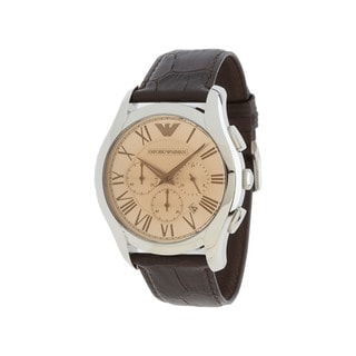 Armani Men's AR1785 Classic Brown Watch