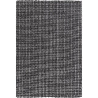 Hand-Woven Anabelle Solid Wool Rug (5' x 7'6)