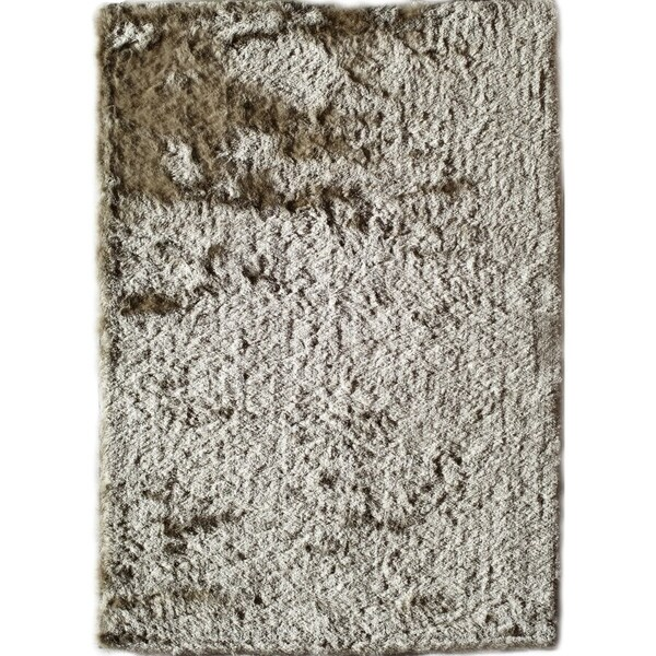 Essie Hand-Tufted Solid Area Rug - 7' x 9'