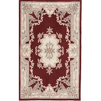 Bergen Hand-Tufted Wool Oriental Area Rug (8' x 11')