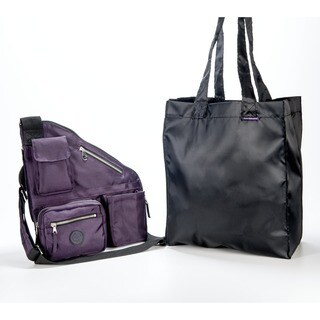 Sacs of Life Metro Bag 228 Eggplant