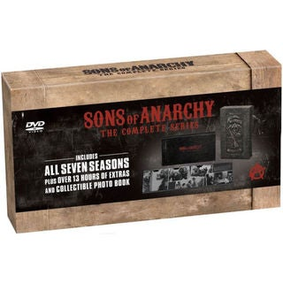 Sons Of Anarchy: The Complete Series Giftset (DVD)