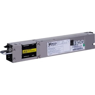 HP A58x0AF Back (Power Side) to Front (Port Side) Airflow 300W AC Pow