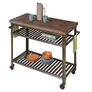 Urban Style Kitchen Cart by Home Styles