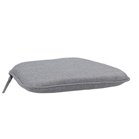 Largo Polyester Seat Cushion by Home Styles