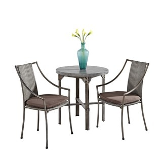 Home Styles Urban Outdoor 3-piece Bistor Set