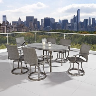 Home Styles Urban Outdoor 7-piece Dining Set