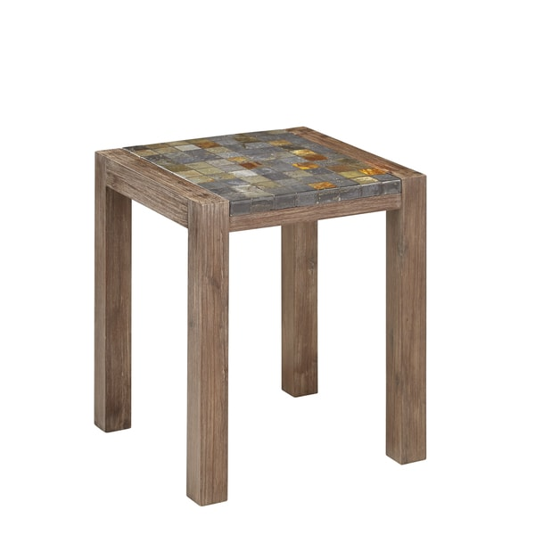 Morocco End Table by Home Styles