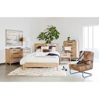 Aurelle Home Soft Natural Lamb Rectangle Throw Pillow