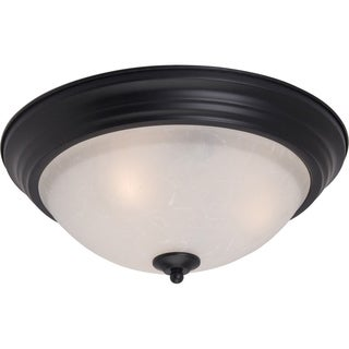 Link to Maxim Ice Shade 3-light Black Essentials 584x Flush Mount Light Similar Items in Living Room Furniture