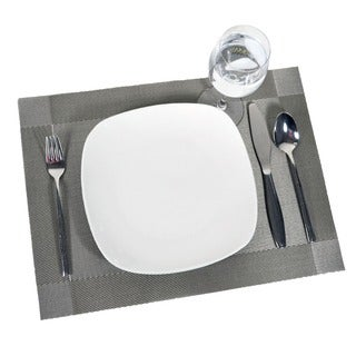 Silver Frame Placemat (Set of 12)