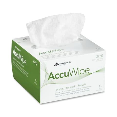 Georgia Pacific Shur-Wipe Dry Eyeglass Wipes