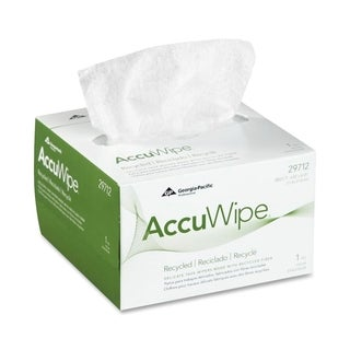 Georgia Pacific Shur-Wipe Eyeglass Wipes
