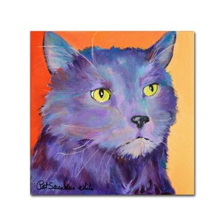 Pat Saunders-White 'Frenchy' Canvas Art