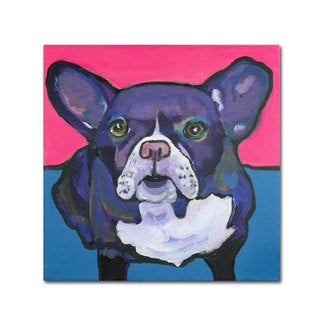Pat Saunders-White 'Radar' Canvas Art