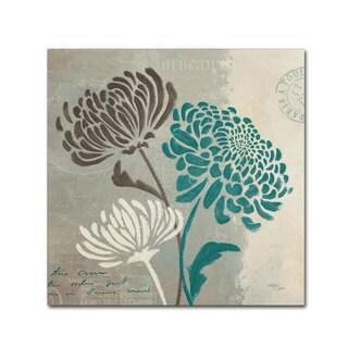 Wellington Studio 'Chrysanthemums II' Canvas Art (4 options available)