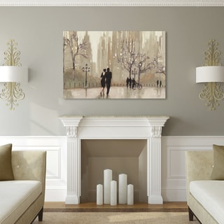 Laurel Creek 'An Evening Out Neutral' Canvas Art
