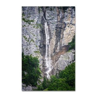 Philippe Sainte-Laudy 'The Power of Water' Canvas Art