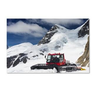 Philippe Sainte-Laudy 'Top of Switzerland' Canvas Art