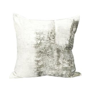 Aurelle Home Velvet Cushion with Feather Insert|https://ak1.ostkcdn.com/images/products/9809433/P16975754.jpg?impolicy=medium