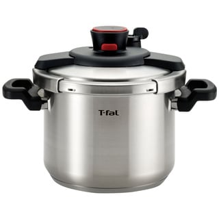 T-fal Clipso 6.3-quart Stainless Steel Pressure Cooker