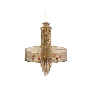 Corbett Lighting Riviera 16-light Pendant