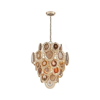 Corbett Lighting Rock Star 10-light Dining Pendant