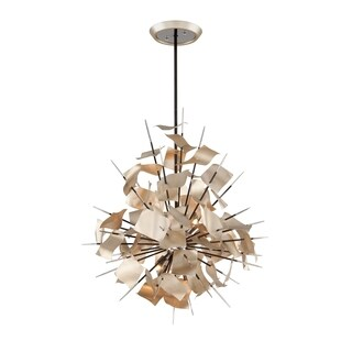 Corbett Lighting Poetry 6-light Pendant