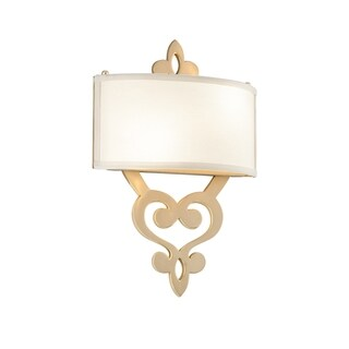 Corbett Lighting Olivia 2-light Wall Sconce
