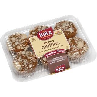 Katz Gluten-free Honey Muffins (2 Pack)