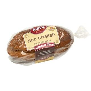 Katz Gluten-free Rice Challah Bread (2 Pack)