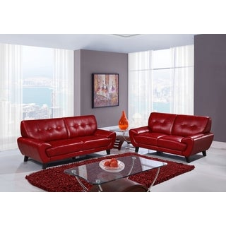 Sofa Blanche Red